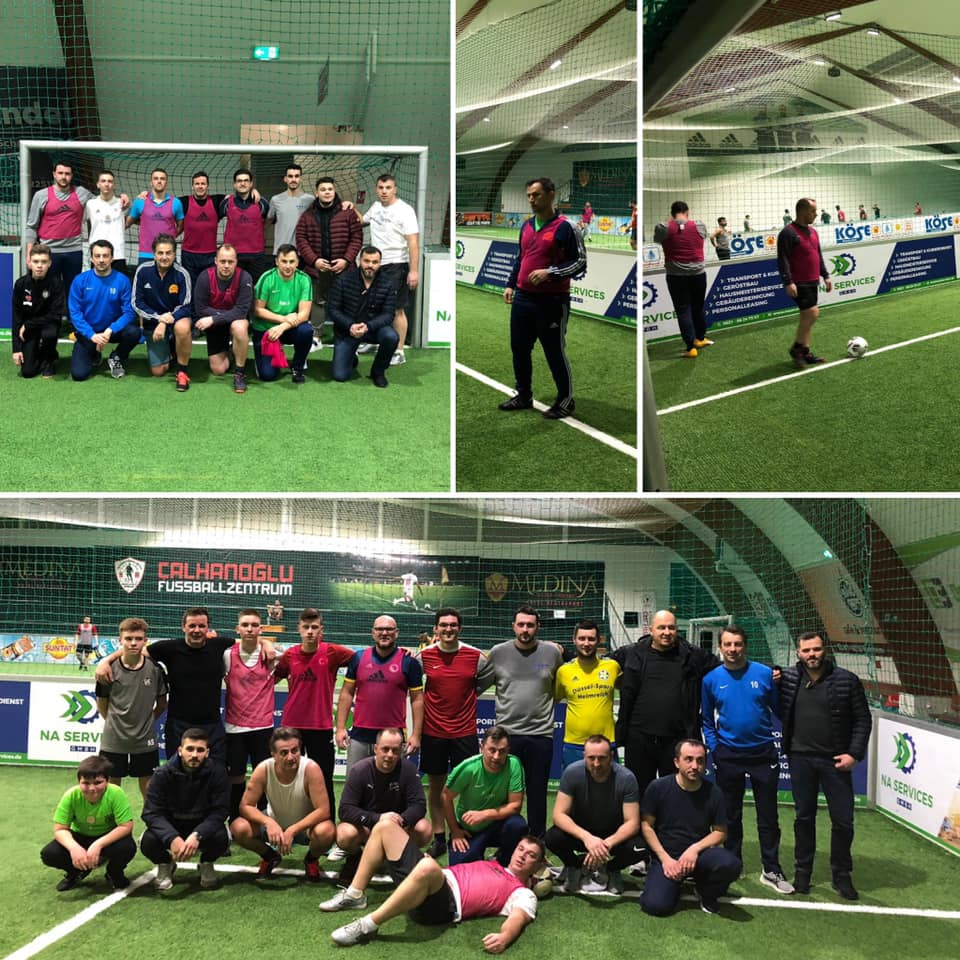 Džematska fudbalska sekcija 02-02-2020