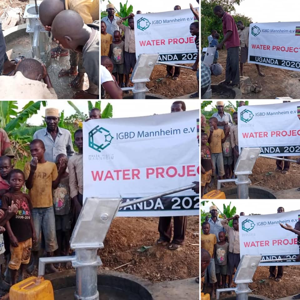 Water project  19-02-2020
